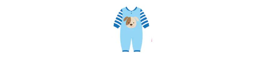 Pijamas y Bodys