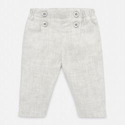 Pantalon Largo Perseo Gris