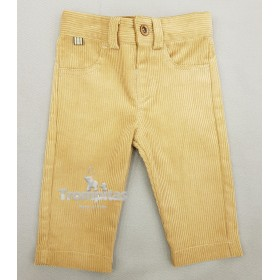 Pantalon Pana Camel Bebé