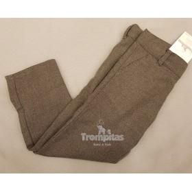 Pantalon Niño Gris