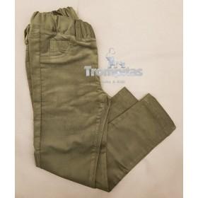 Pantalon Malla Verde