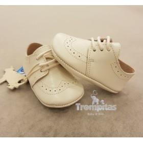 Zapato Cordones Hielo
