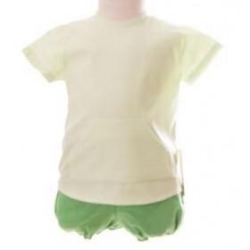 Blusa y Bombacho Verde