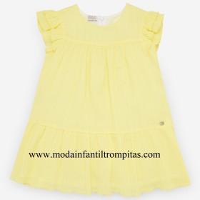 Vestido Mare Amarillo