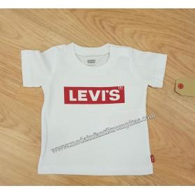 Camiseta Levis Rectangular