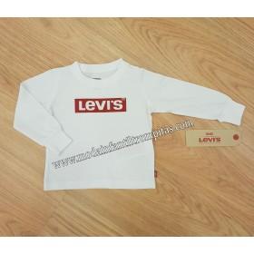 Camiseta Manga Larga Levis...