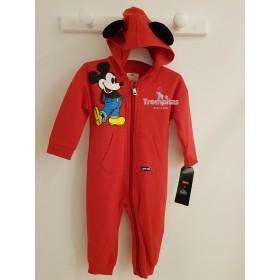 Mono Levis Mickey Rojo