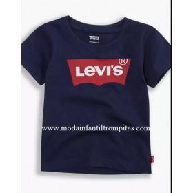 Camiseta Levis Marino