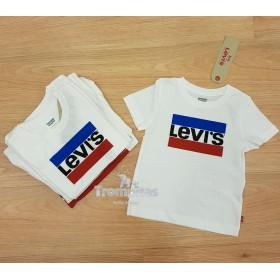 Camiseta Levis Bandera
