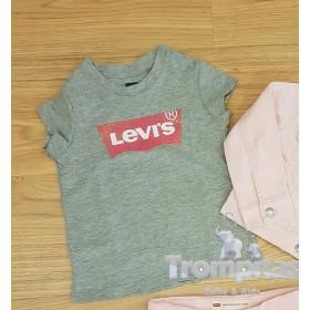 Camiseta Levis Gris...