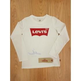 Camiseta Levis Niña Manga...