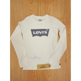 Camiseta Levis Blanco Lila...