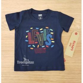 Camiseta Marino Levis Colores