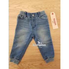 Pantalon Levis Jogger Sea Salt