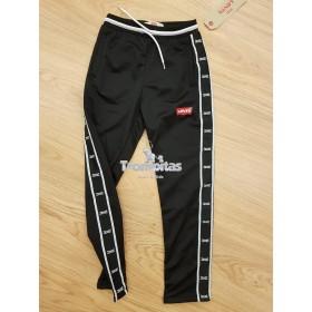 Pantalon Chandal Levis Negro