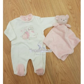 Pijama Hypo Dormilon Rosa