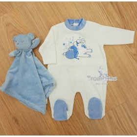 Pijama Hypo Dormilon Azul