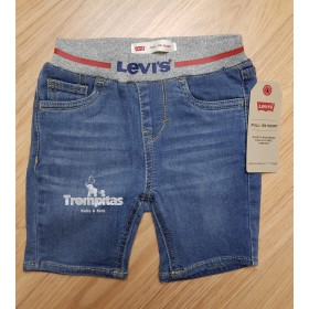 Pantalon Corto Levis Goma...