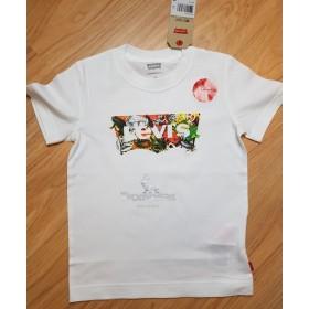 Camiseta Levis Ranas...