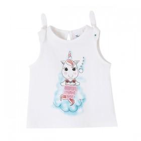 Camiseta Unicornio Sirena