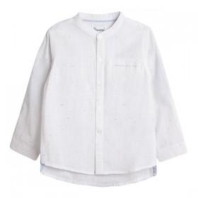 Camisa Mao Jaspeado Colores