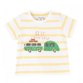 Camiseta Rayas Caravana