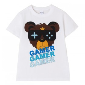 Camiseta Oso Gamer