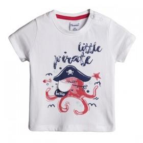 Camiseta Pulpo Pirata