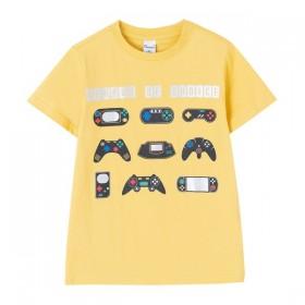 Camiseta Mandos Consola...