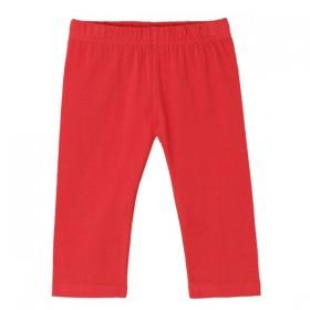 Leggings Basicos Capri Rojo...