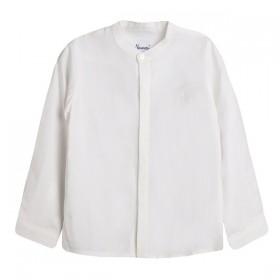 Camisa Mao Lino Crudo Tapeta