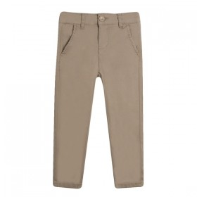 Pantalon Chino Camel Claro