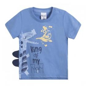 Camiseta Dragon Azul