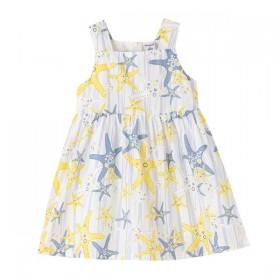 Vestido Estrellas Amarillo...