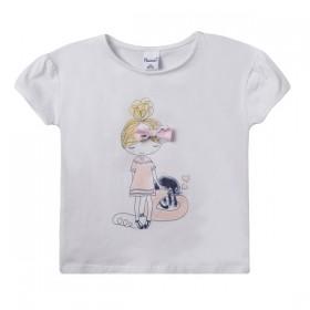 Camiseta Gato Globo