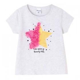 Camiseta Estrella Flores