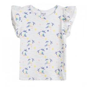 Camiseta Tropical Calaveras