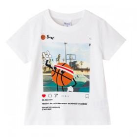 Camiseta Instagram Baloncesto