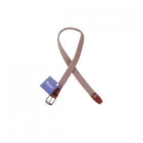 Cinturon Trenzado 75 cm Camel