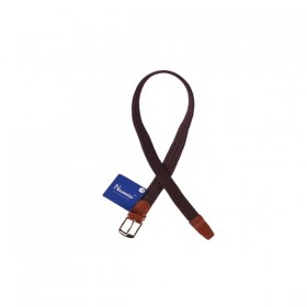Cinturon Trenzado 75 cm Marron