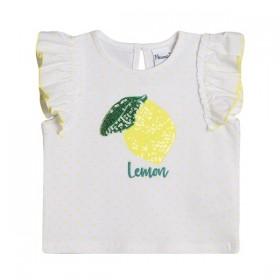 Camiseta Limon Lentejuelas