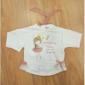 Sudadera Princesa Sparkle