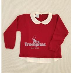 Jersey Camisa Rojo Granlei
