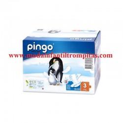 Pañales Pingo T.3 Midi (4 a...